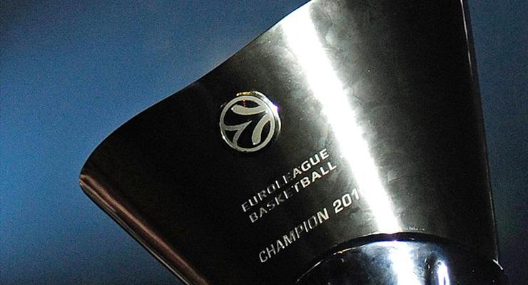 euroleague trophy