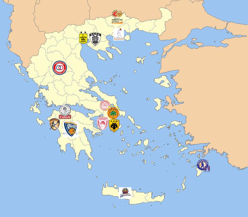 μπασκετικός χάρτης α1