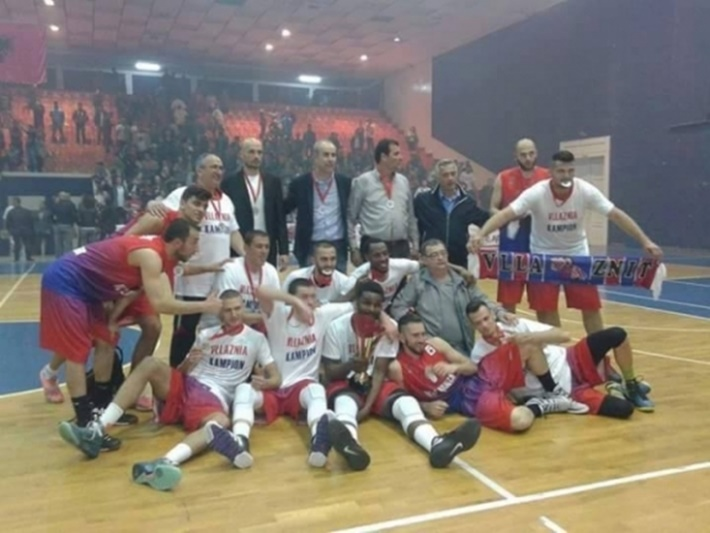Albania champions