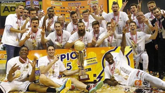 Austria champions