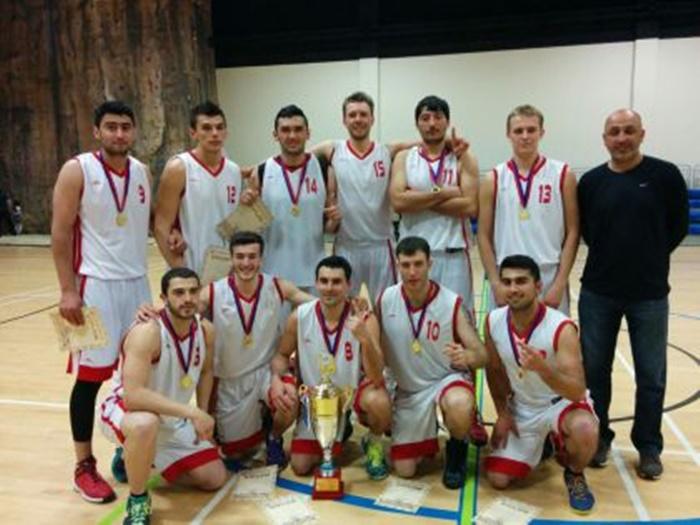 Azerbaijan Champions