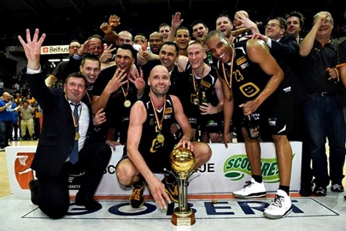 Belgium Champions