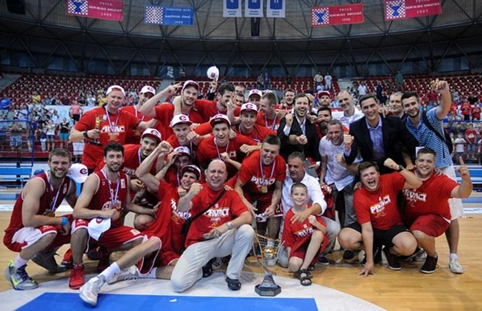 Croatia champions