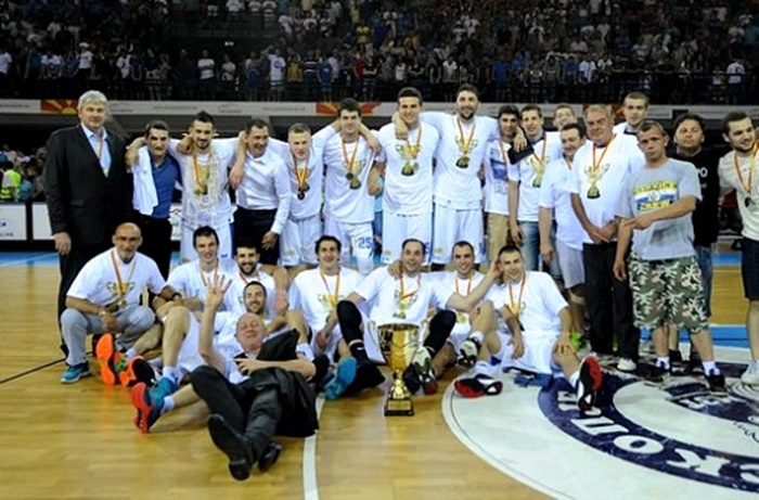 FYROM Champions