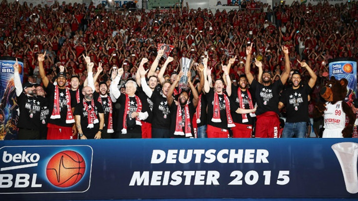 Germany Champions