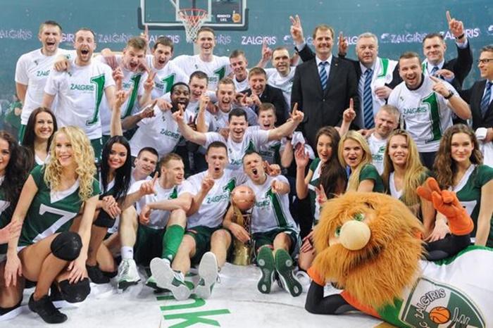 Lithuania champions