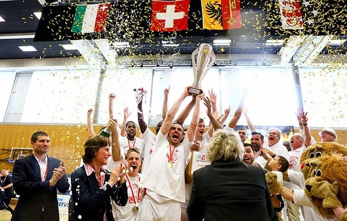 Switzerland Champions