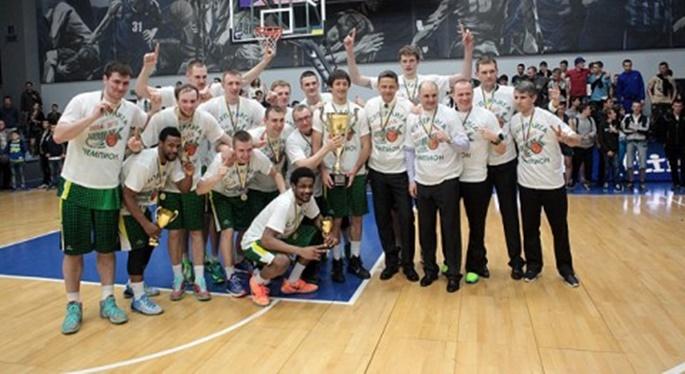 Ukraine Champion