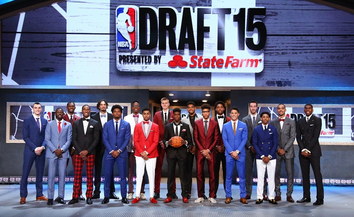 Style Round Up: The 2015 NBA Draft