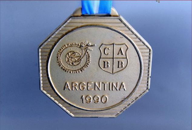 medal argentina