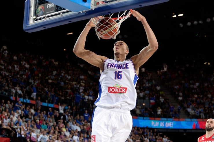 Rudy Gobert confirms his presence in the Olympics  a74503957
