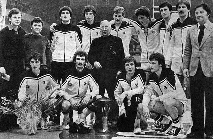 Duda Partizan 1978