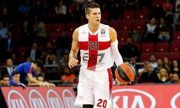 Andrea Cinciarini stays at Milan until 2022   Eurohoops