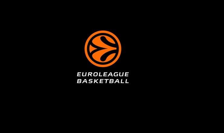euroleague logo black