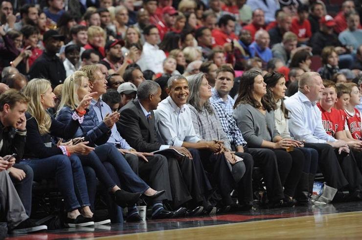 obama bulls cavaliers