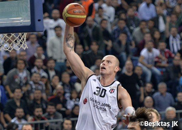 Maciej Lampe Departs From Besiktas