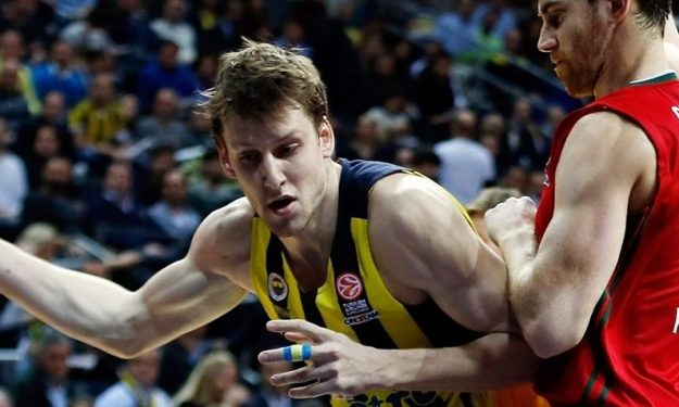 Jan Vesely Is The Euroleague Mvp For January Eurohoops