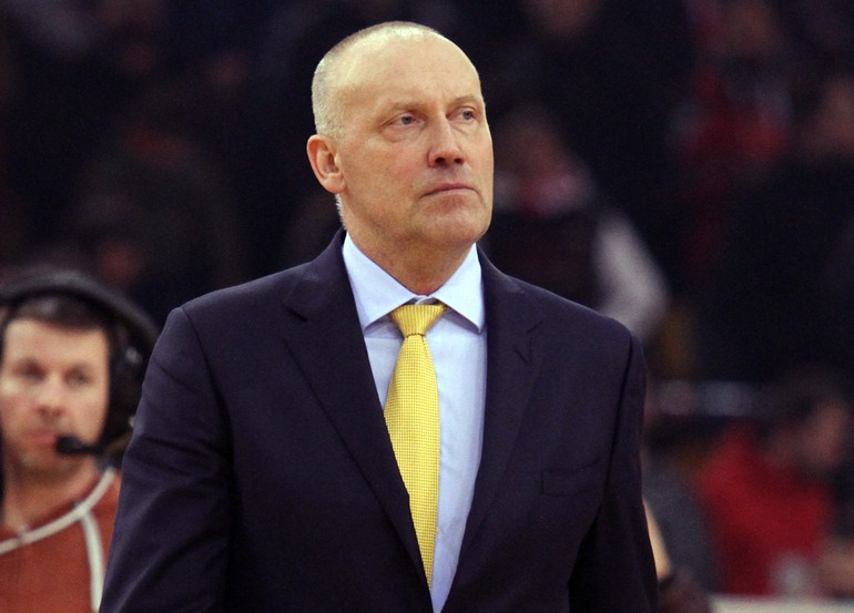 Rimas Kurtinaitis Returning To Khimki Eurohoops