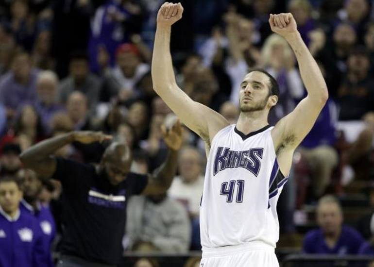 Koufos ready to work again with Joerger | Eurohoops