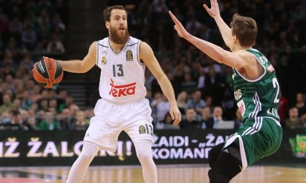 """Sergio Rodriguez: """"I am very happy at Real Madrid""""   Eurohoops"""