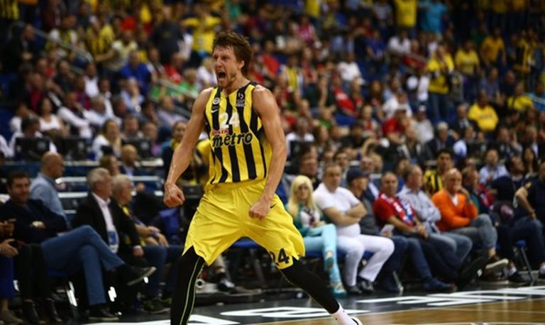 Vesely Has A Golden 2 Year Deal For 6 M With Fenerbahce Eurohoops
