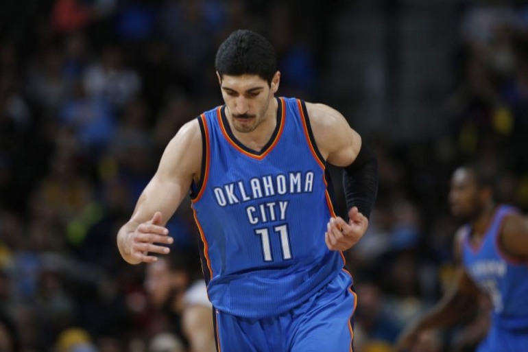 enes kanter disowned by his father for his political