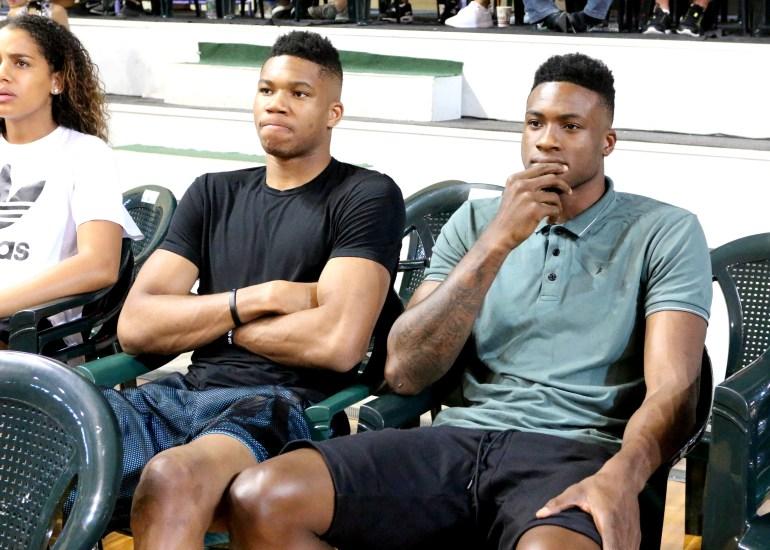 字母弟來了!字母哥弟弟試訓多支NBA球隊,這臂展你想起了誰?-Haters-黑特籃球NBA新聞影音圖片分享社區