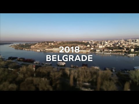 The Final Four goes to Belgrade in 2018!