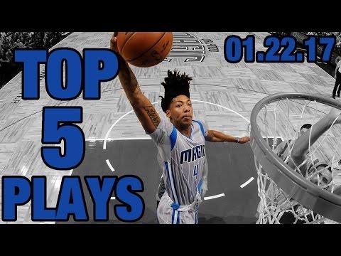 Top 5 de la NBA