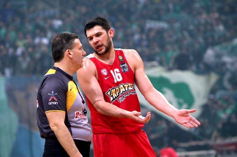 Kostas Papanikolaou OAKA