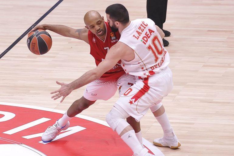 Crvena Zvezda outlasts the battle against Olimpia in Milan ...