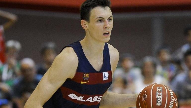 673ec9db0ef Country: Latvia Age: 19. Position: SF Team: Barcelona Height: 6-8