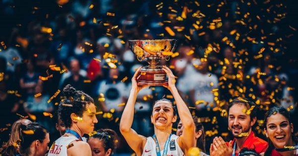 Spain wins the EuroBasket Women | Eurohoops