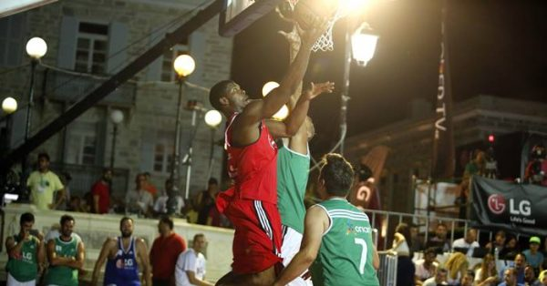 Party time in Syros LG Aegean Ball Festival | Eurohoops