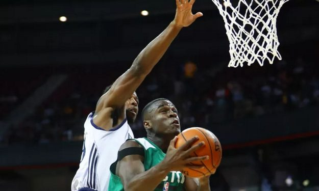 Celtics' Jabari Bird arrested, held on domestic assault charges