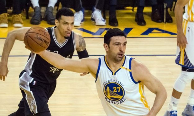 Zaza Pachulia returning to Warriors as consultant