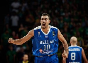 online store c9737 b883b Papanikolaou, Mantzaris and Sloukas going strong with Greece ...