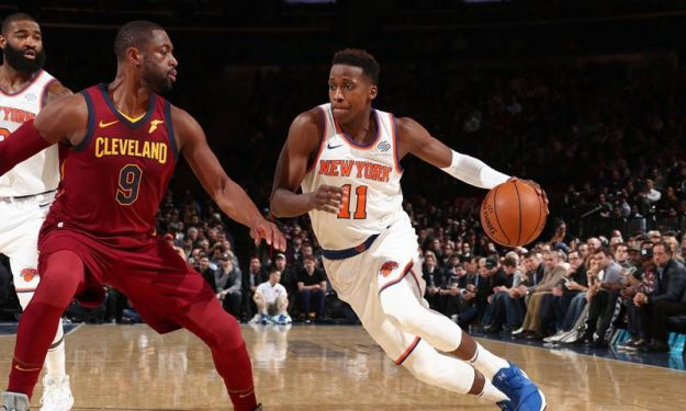 79d2d79f063 Cavaliers erase 23 point deficit to beat Knicks