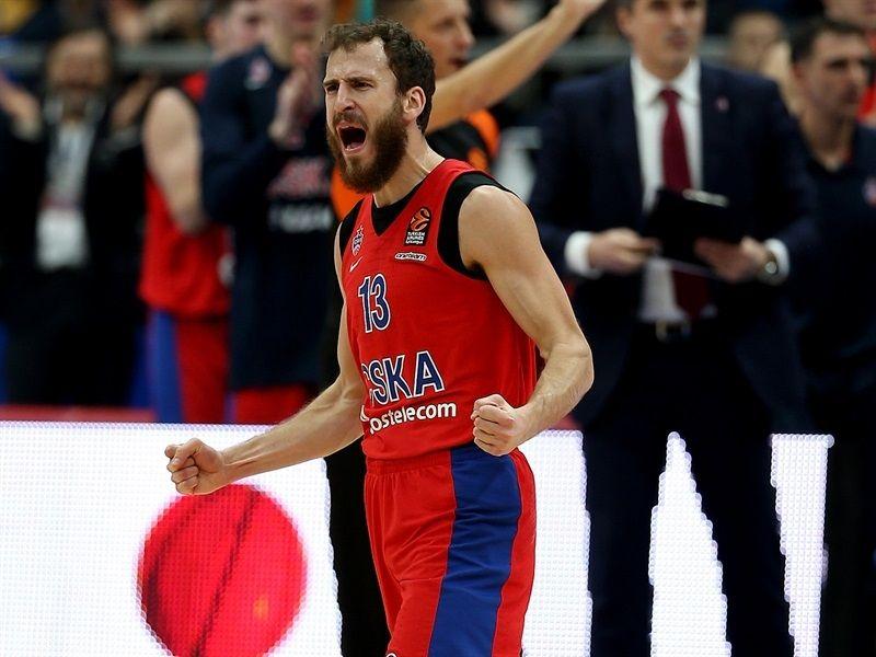 3809ed4185e Turkish Airlines EuroLeague Playoffs Game 2 MVP: Sergio Rodriguez, CSKA  Moscow | Eurohoops