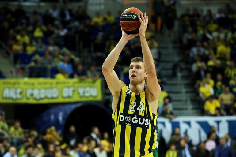Jan Vesely Returns Against Panathinaikos Eurohoops