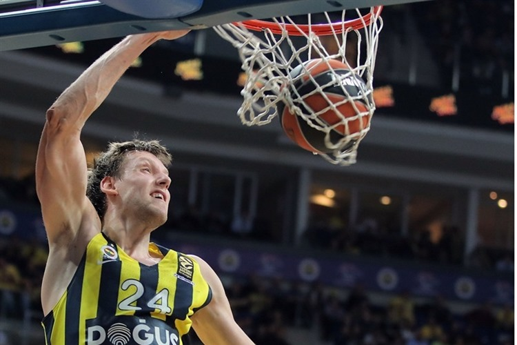 Jan Vesely And Fenerbahce Dunked Over Brose Bamberg Eurohoops
