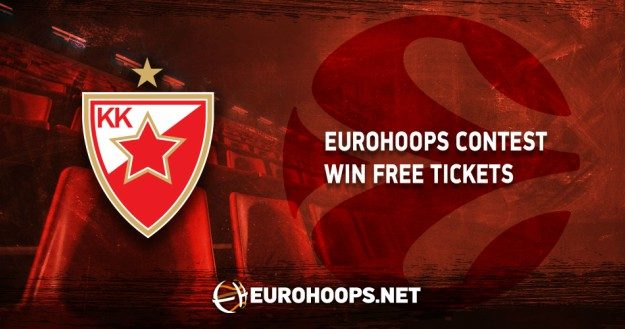 Win 3 Double Tickets To Crvena Zvezda Real Madrid Eurohoops
