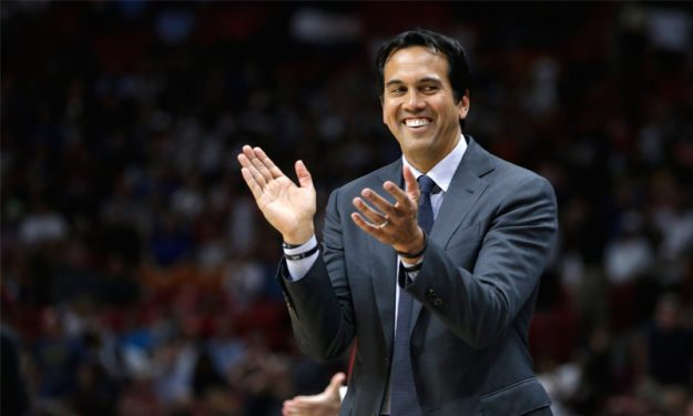 Miami Heat giving Erik Spoelstra long-term extension, report says