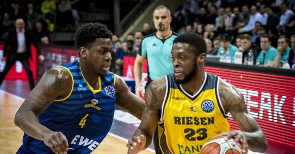 Cook, Ludwigsburg rout Bayreuth in Game 1   Eurohoops