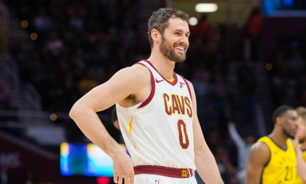 Cavaliers sign Kevin Love to four-year, $120 million extension