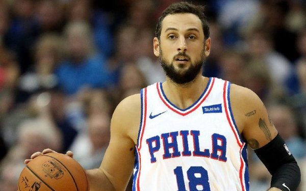 reputable site 82b77 65a73 Belinelli and the Sixers dominate the Hornets | Eurohoops