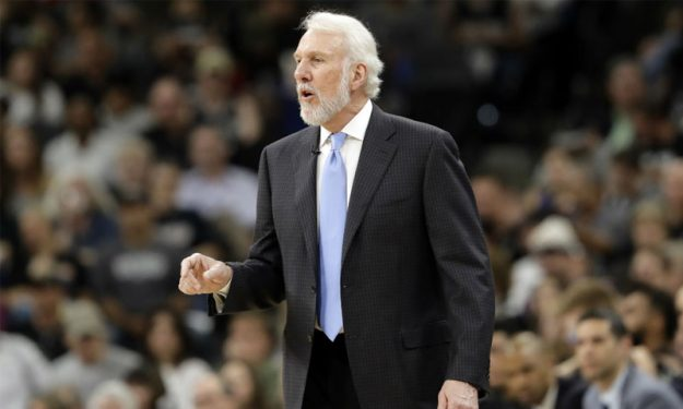 Gregg Popovich: 'I've Hated the Three for 20 Years'