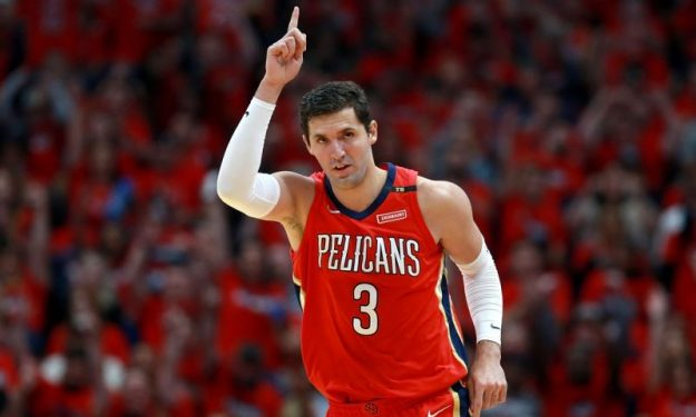 New Orleans Pelicans trade Nikola Mirotic to Milwaukee Bucks