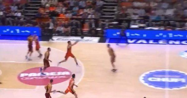 Aaron Doornekamp's ridiculous buzzer beater vs. Gran Canaria | Eurohoops