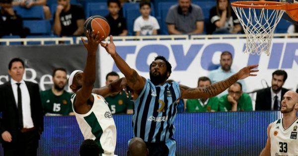Panathinaikos routs Kolossos, makes the 1 - 0 | Eurohoops